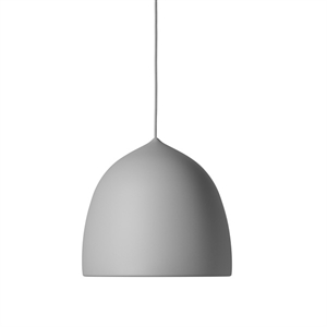 Fritz Hansen Suspence P1,5 Suspension Gris clair mat