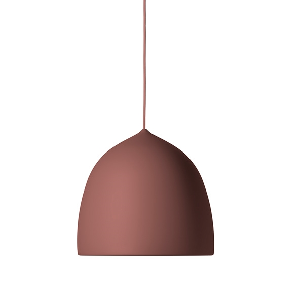 Fritz Hansen Suspence P1,5 Suspension Burgundy