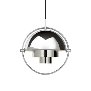 GUBI Multi-Lite Suspension Chrome