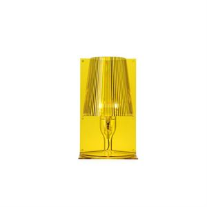 Kartell Take Bordlampe Gul