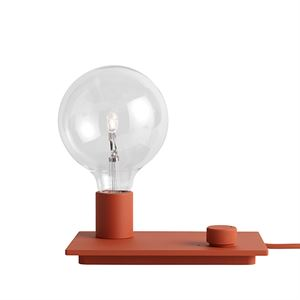 Muuto Control Lampe à poser Rouge