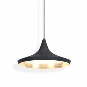 Tom Dixon Beat Suspension Wide Noir
