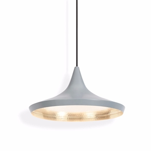 Tom Dixon Beat Suspension Wide Gris