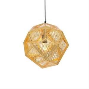 Tom Dixon Etch Laiton Suspension