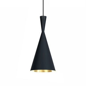 Tom Dixon Beat Suspension Tall Noir