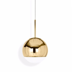 Tom Dixon Mirror Ball Suspension Or Petit
