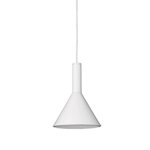 WATT A LAMP Megaphone Suspension Blanc