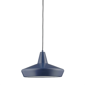 WATT A LAMP Work Suspension Bleu