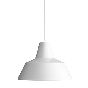 Made By Hand Lampe dAtelier Suspension Blanc W3